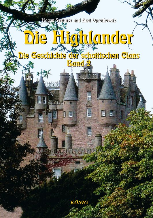 Die Highlander - Band 2